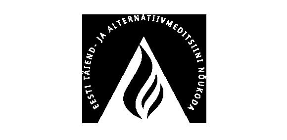 loodusteraapiate logo valge